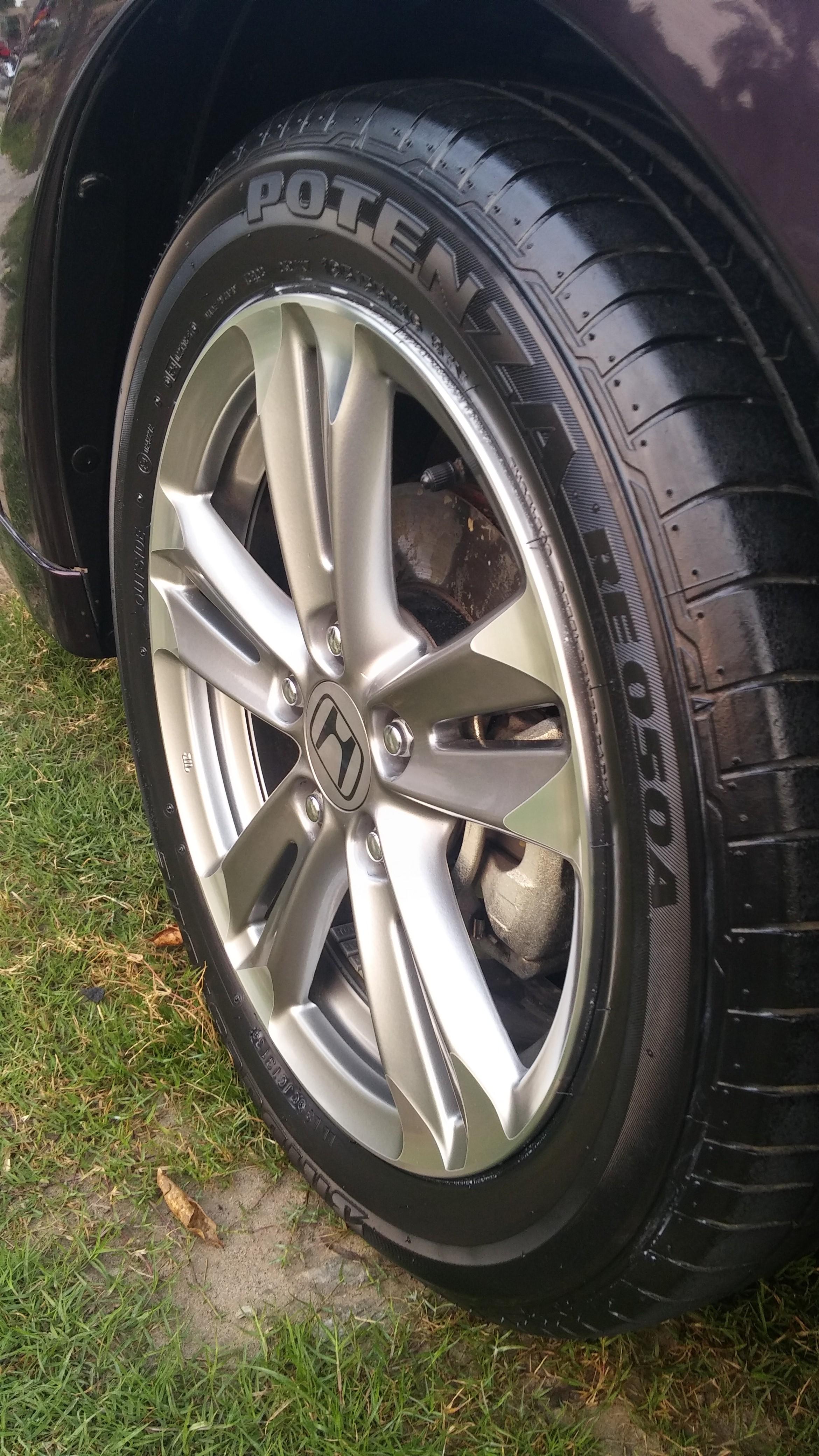 TyreGlow Tyre Dressing
