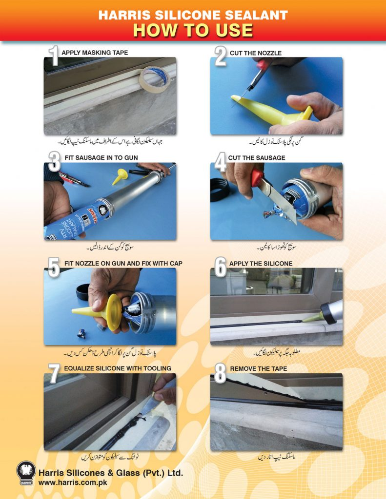 Application of Silicone Sausage